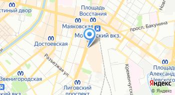 ГКУЗ Ленинградский областной психоневрологический диспансер на карте
