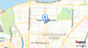 Аварийно-спасательная служба Санкт-Петербурга №1 на карте