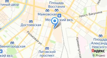 Русский Праздник на карте