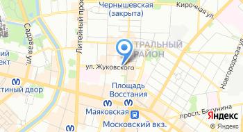 Интернет-магазин Jesus In Furs на карте