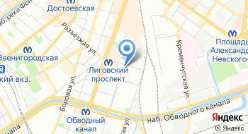 Клиника косметологии доктора Груздева на карте