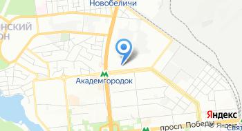Государственная экологическая инспекция Украины на карте