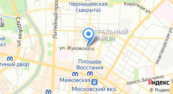 Slovospb на карте