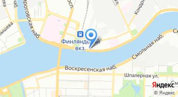 Траснефть-Балтика на карте