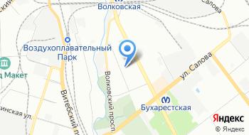 СПС-холод на карте