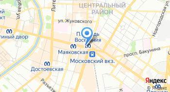 СПА-салон Малика на карте