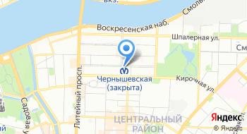 Фабрика Документов на карте