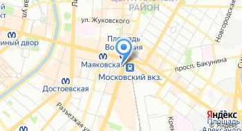 Интернет-магазин Zadrone на карте