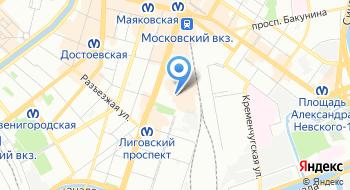 Компания Магитек на карте