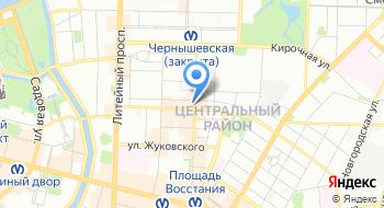 Курьерская служба 24 часа на карте