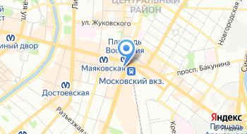 Агентство персонала Фея Виктория на карте