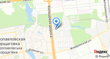 Компания Технопрофиль на карте