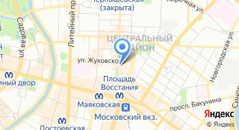 Профи на карте