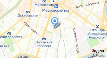 Геотраверс на карте