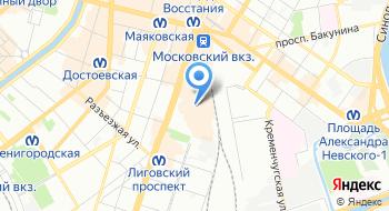 Интернет-магазин Napitka.ru на карте