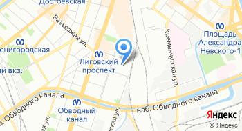 Станция профилактической дезинфекции на карте