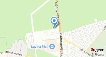 Городская зона отдыха Берковец на карте