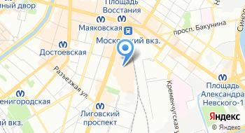 Город Мечты на карте