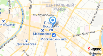 Медикал Он Груп на карте