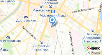 Аэроклуб Авиадух на карте