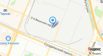Hydroscand на карте