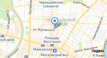 Арт Компас на карте