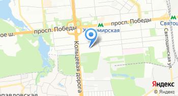 Киевский городской клинический онкологический центр на карте
