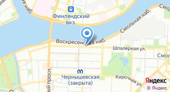 Петр Великий на карте