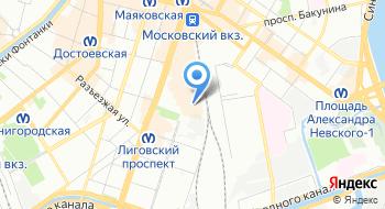 Транспортная Компания Led-Post на карте