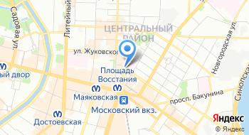 Авторская мастерская головных уборов Марины Седовой на карте
