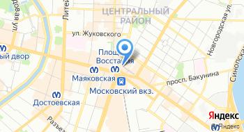 Платная парковка на карте