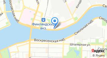Фку Следственный изолятор № 1 Управления Федеральной службы исполнения наказаний России по г. Санкт-Петербургу и Ленинградской области на карте
