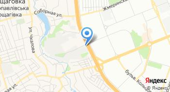 Укр-Тара на карте