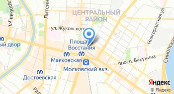Агентство по подбору домашнего персонала Дуняша на карте