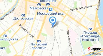 Ситимэйл на карте