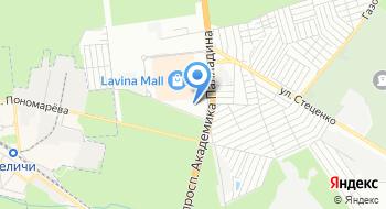 Гипермаркет Эпицентр К на карте