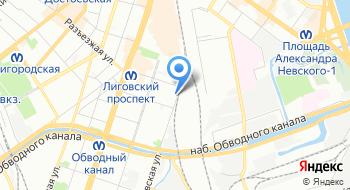 Центральный государственный архив по личному составу ликвидированных предприятий на карте
