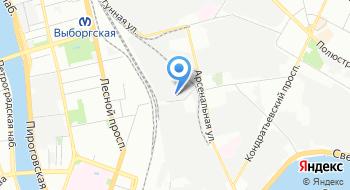 Магазин-склад ОМиС на карте