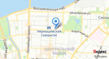 Модельное агентство Престиж на карте