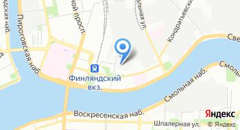 ГазПромСервис на карте