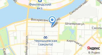 БалтРегионСоюз на карте