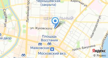 Магазин электронной техники 2BЕ на карте
