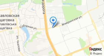 Radiusnaya sistema на карте