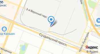 Инокспа на карте