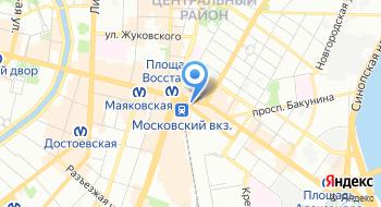 Интернет-магазин Anabolikoff.ru на карте