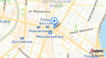 Радиус на карте