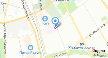 НИИ скорой помощи имени И.И. Джанелидзе на карте