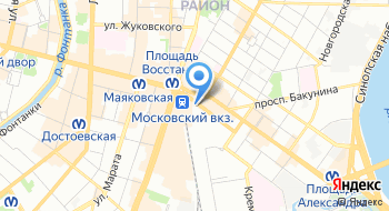Велошенген на карте