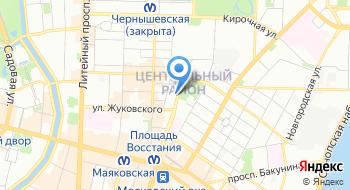 Детективное агентство Ревизор на карте
