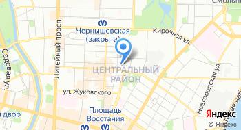 Зуботехническая лаборатория МаксиМед на карте